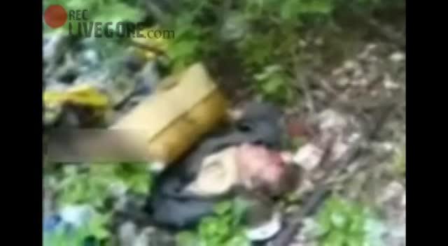 Real Murder Video Ukraine Dnepropetrovsk Maniacs Victim
