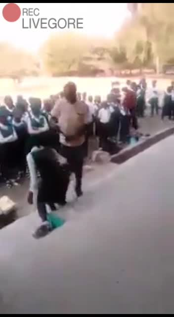 FEMALE STUDENT BRUTALLY BEATEN BY PROFESSOR AT AT GOVERNMENT SCIENCE SCHOOL NASSARAWA EGGON - LiveGore.com