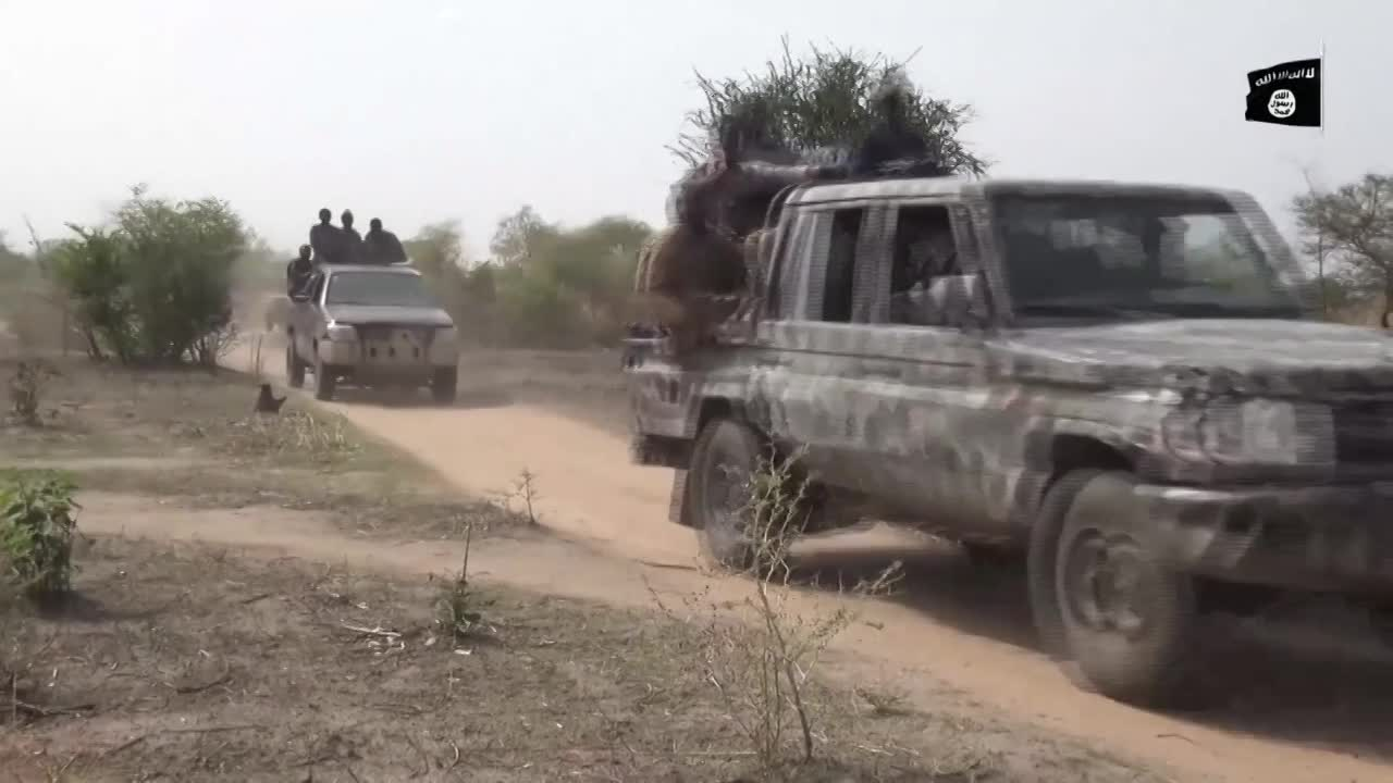 New Africa State Combat Footage - LiveGore.com
