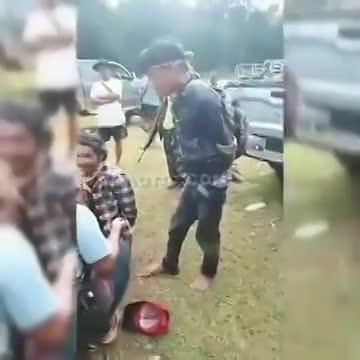 Cow robbers execution - LiveGore.com