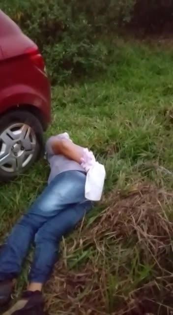 CRAZY! BRUTALLY BEHEADED WOMAN USING AXE - LiveGore.com