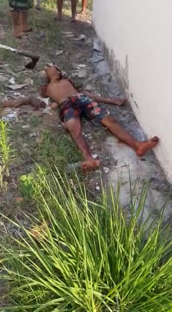 Alleged Thief Violently Lynched In Brazil - LiveGore.com